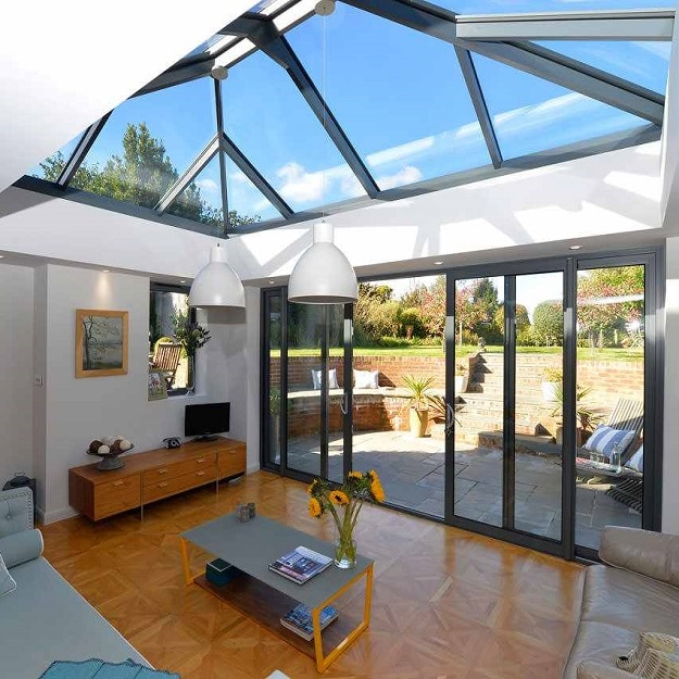 Stunning windows doors roof lanterns and convservatories from Emereo in Yorkshire